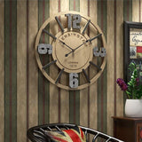 Industrial Wall Clock <br> London's Industry
