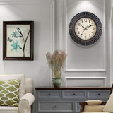 Vintage Wall Clock <br> Old Moldings