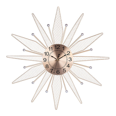 DESIGN WALL CLOCK GREAT STAR
