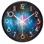 Design Wall Clock <br> Galaxy
