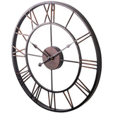 INDUSTRIAL WALL CLOCK LARGE STYLE