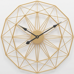 Industrial Wall Clock <br> Magnolia Home