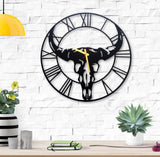 Industrial Wall Clock <br> Buffalo
