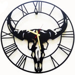 INDUSTRIAL WALL CLOCK BUFFALO