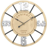 INDUSTRIAL WALL CLOCK LONDON'S INDUSTRY