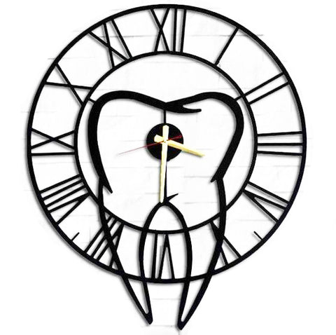 INDUSTRIAL WALL CLOCK DENTIST