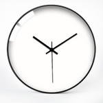 Simple Modern Wall Clock Living Room Wall Clock Silent  Quartz Clock Bedroom Relojes Madera Pared Home Decor BB60wc