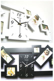Photos Wall Clock <br> Great Frame