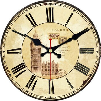 VINTAGE WALL CLOCK BIG BEN