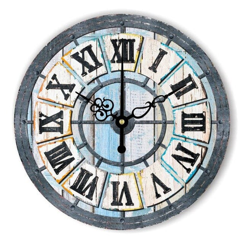 VINTAGE WALL CLOCK TIMELESS