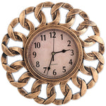VINTAGE WALL CLOCK WRISTWATCH