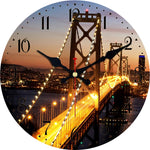 Design Wall Clock <br> American Style