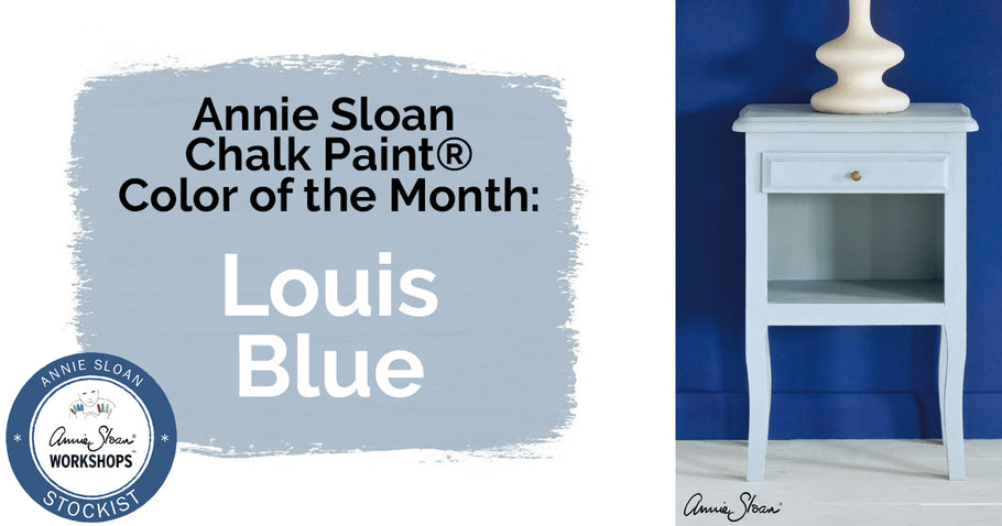 Annie Sloan Chalk Paint® Louis Blue
