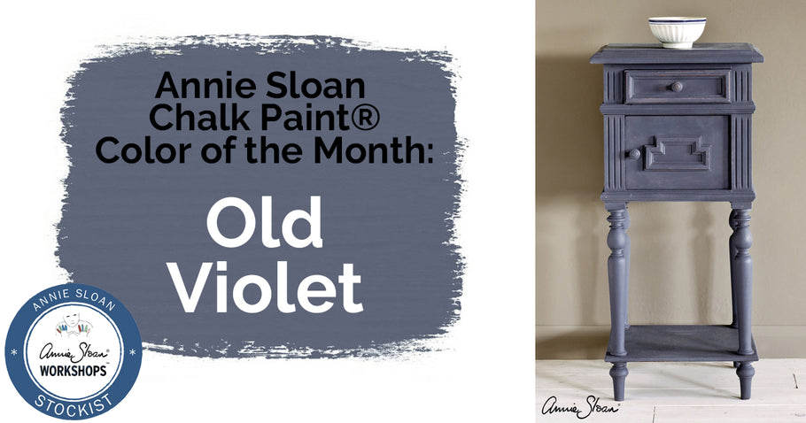 Annie Sloan Chalk Paint® Old Violet