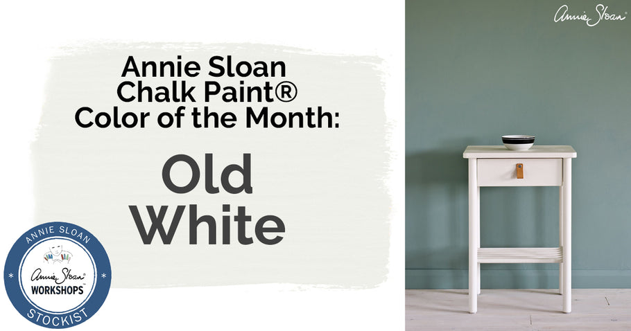 Annie Sloan Chalk Paint® Old White