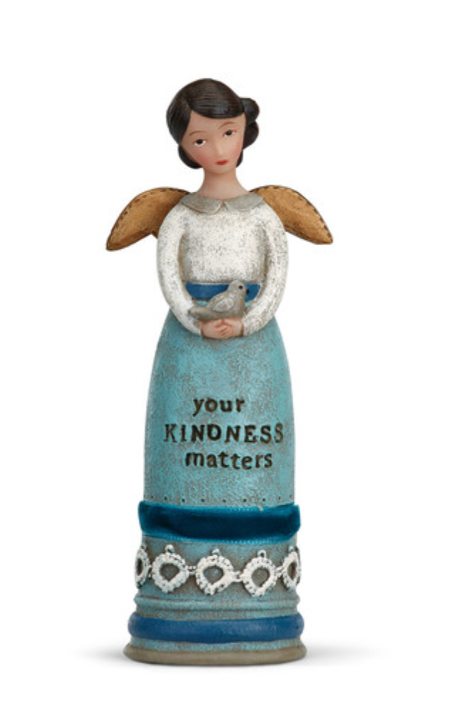 Kindness Matters Winged Angel Figurine