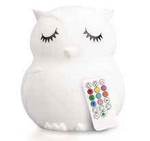 Load image into Gallery viewer, Owl LumiPet Night Light
