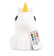 Load image into Gallery viewer, Unicorn LumiPet Night Light