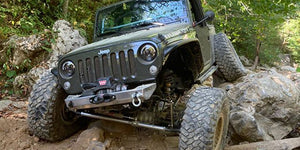 JK Jeep Front Drive Shaft Options