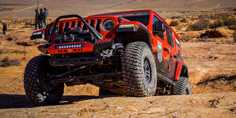 Measuring Your Jeep Wrangler JL Front and Rear Shafts
