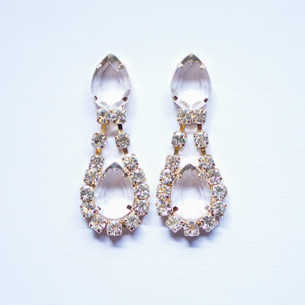 Eve Diamonte Earrings