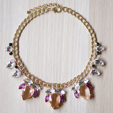 Bejeweled Necklace (Last piece)
