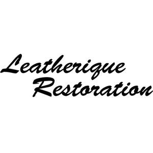 Leatherique Restoration