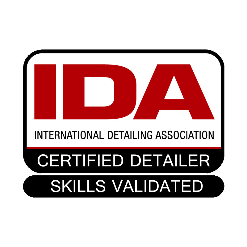 Logo for Interational Detailers Association