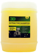 3D Products Canada Carpet Care and Upholstrey 5 gallon 3D Products Extractor Shampoo