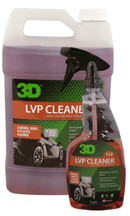 3D Products Canada Interior Cleaning & Care 3D Leather LVP Leather Vinyl and Plastic Cleaner