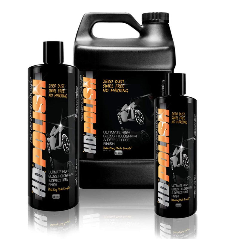 3D Products Canada Paint Protection 3D Products HD Finishing Polish