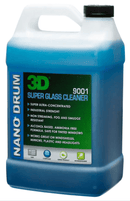 3D Products Canada Vehicle Washing & Glass Cleaning 1 gallon 3D Products Super Glass Cleaner Concentrate