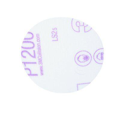 "3M Auto Equipment 3"" / P1200 3M Auto Hookit Finishing Film Discs"