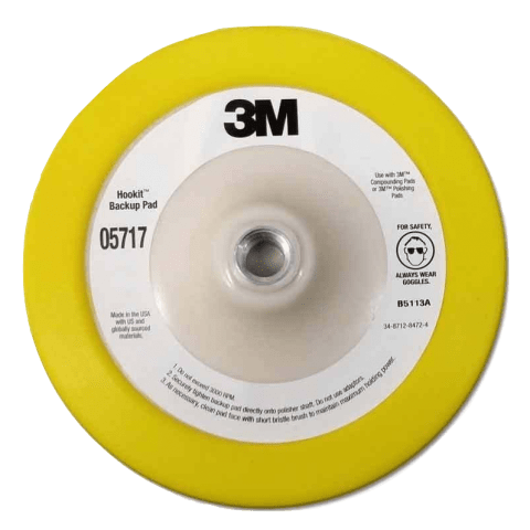 3M Auto Equipment 3M Auto Hookit Backup Pad