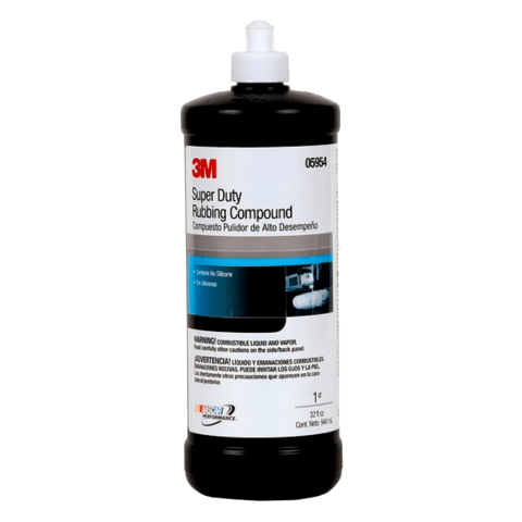 3M Auto Paint Correction 32 oz 3M Auto Super Duty Rubbing Compound