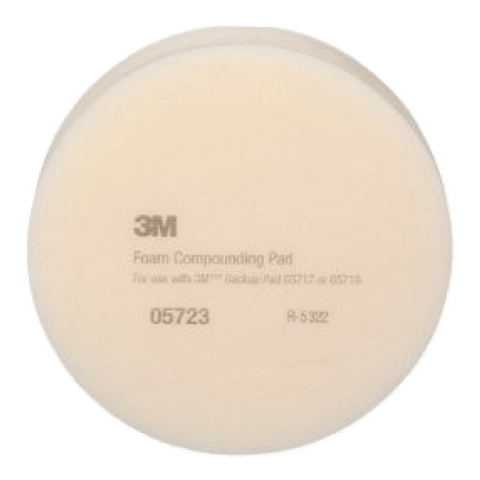 3M Auto Paint Correction 3M Auto Foam Compounding Pad