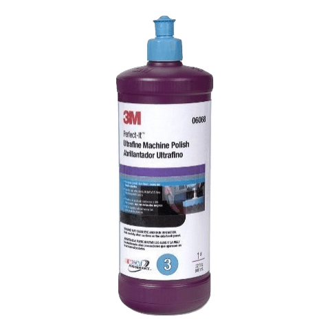3M Auto Paint Correction 946 ml 3M Auto Perfect-It Ultrafine Machine Polish Step 3