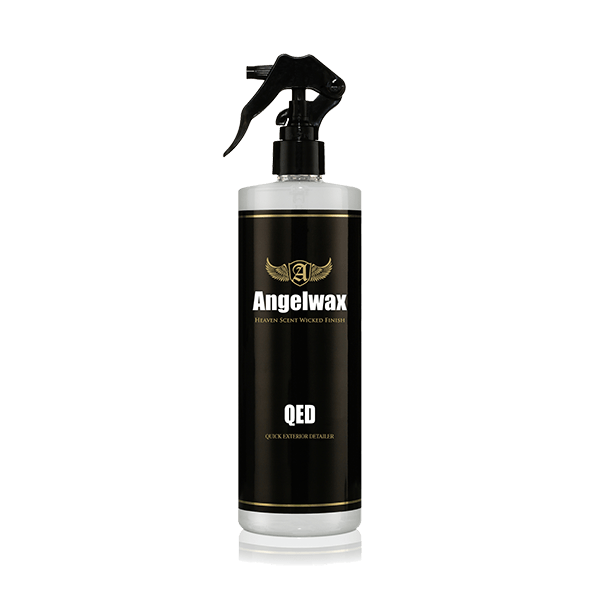 Angelwax Paint Protection 500ml Angelwax Quick Exterior Detailer
