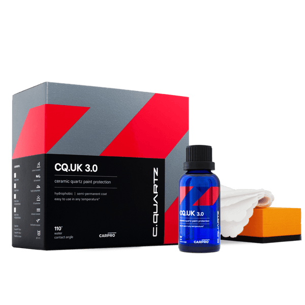 CarPro Paint Protection 50ml Kit CarPro CQuartz UK 3.0 Kit