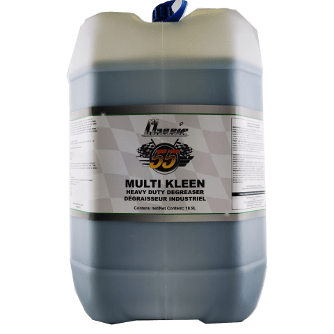 Classic 55 All Purpose Cleaners & Degreasers C55MK MULTI-KLEEN HEAVY DUTY DEGREASER ****