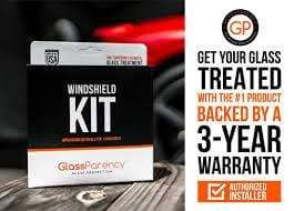 GlassParency Glass Treatment GlassParency Windshield Cleaning Kits