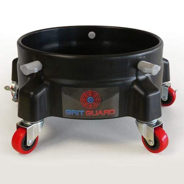 Grit Guard wash equipment GRIT GUARD BUCKET DOLLY BLACK ****