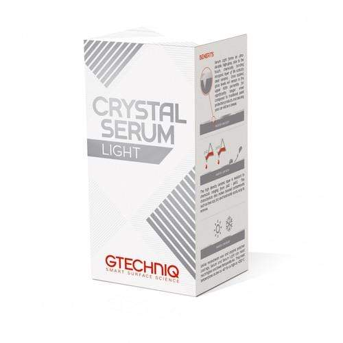 Gtechniq Paint Treatment Gtechniq Crystal Serum Light