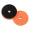 "Lake Country Manufacturing Paint Correction 3"" / Orange Lake Country Low Profile SDO Polishing Pads"