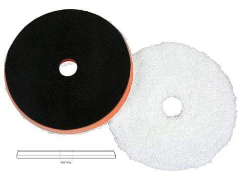 Lake Country Manufacturing Paint Correction Lake Country Light Cutting One Step Pad w/ Orange Interface HDO 650F-OPS