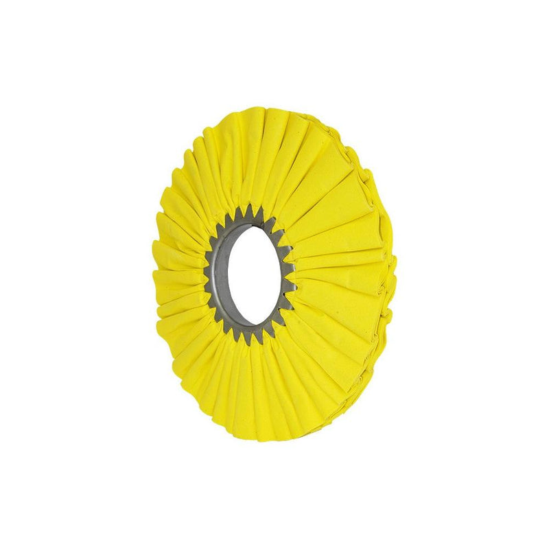 Matchless Buffing Wheel Matchless Yellow Airway Buffing Wheel