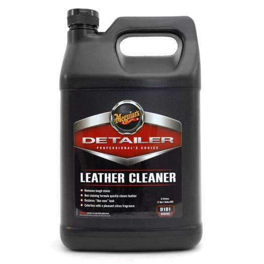 Meguiars Interior Cleaning & Care 1 Gallon Meguiar's Leather Cleaner