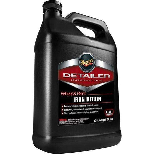 Meguiars Paint Correction 1 Gallon Meguiar's Wheel & Paint Iron Decon