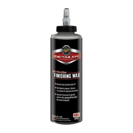 Meguiars Paint Protection 16 oz Meguiar's DA Microfibre Finishing Wax
