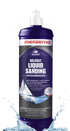 Menzerna Paint Correction 1 L Menzerna Gelcoat Liquid Sanding